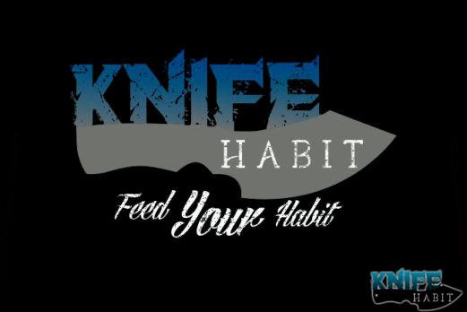 knife habit custom knife skull t-shirts gear