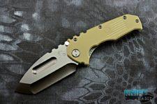 medford knife and tool praetorian knife for sale, od green model