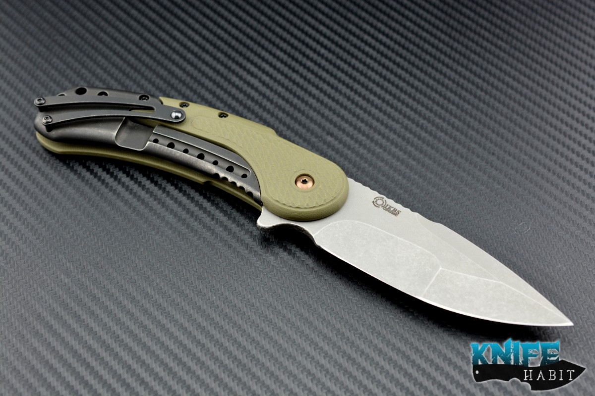 Todd Begg Bodega S And Black Kwaikens Knife Habit
