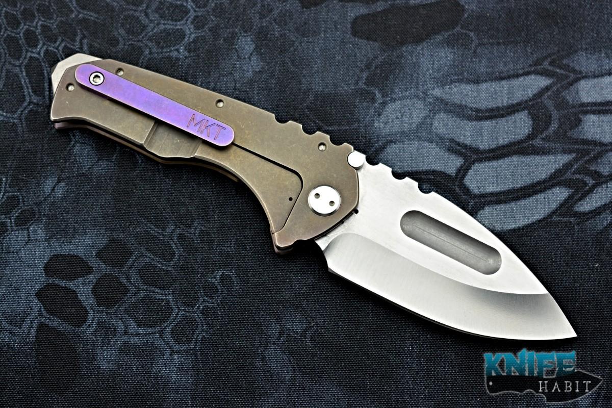 Custom Knife Handle